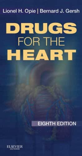Drugs for the Heart E-Book: Expert Consult - Online and Print