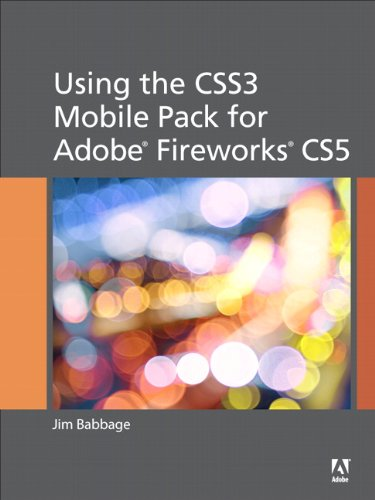 [PDF] Using the CSS3 Mobile Pack for Adobe Fireworks CS5 Free Download | Publisher : Adobe Press | Category : Computers & Internet | ISBN 10 : B0063GBU3G | ISBN 13 : 9780132979788