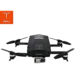 GDU O2 Drone Foldable Quadcopter with 4K HD Camera GPS & GLONASS