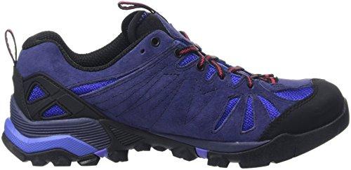 Merrell Capra Gore-Tex, Zapatos de Low Rise Senderismo para Mujer ECLIPSE