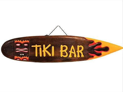 Tiki Bar Sign (All Seas Imports Large 39