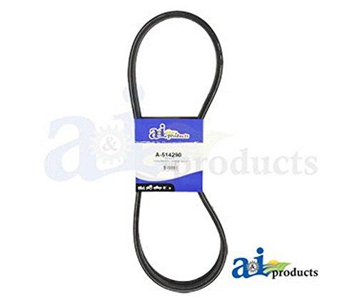 A and I, 514290 Belt, Toro/wheel Horse Drive, for Toro / Wheel Horse (Belt Drive Walk)