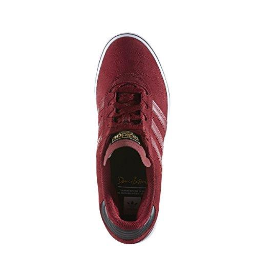 adidas Originals Herren Busenitz Vulc Fashion Sneaker Burgund BB8444