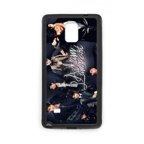 Adam Lambert Personalized Custom Case For SamSung Galaxy Note4