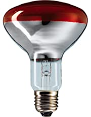 Philips IR 250R R125 E27 Infraroodlamp Warmtelamp 250 Watt