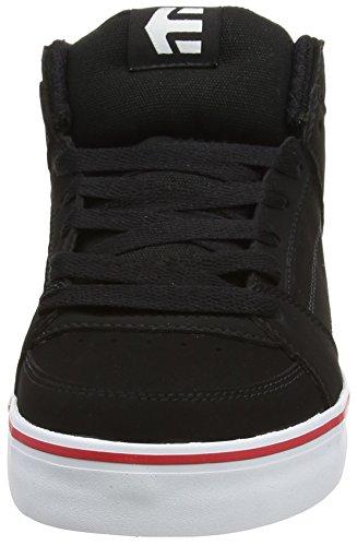 Etnies R.v.m Zapatillas de Skateboarding de Material Sintético, para Hombre Negro - Black (Black 001)