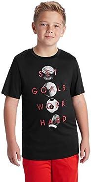 C9 Champion Boys' Tech Short Sleeve Ts