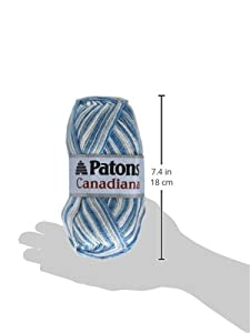 Patons New & Improved Canadiana Yarn