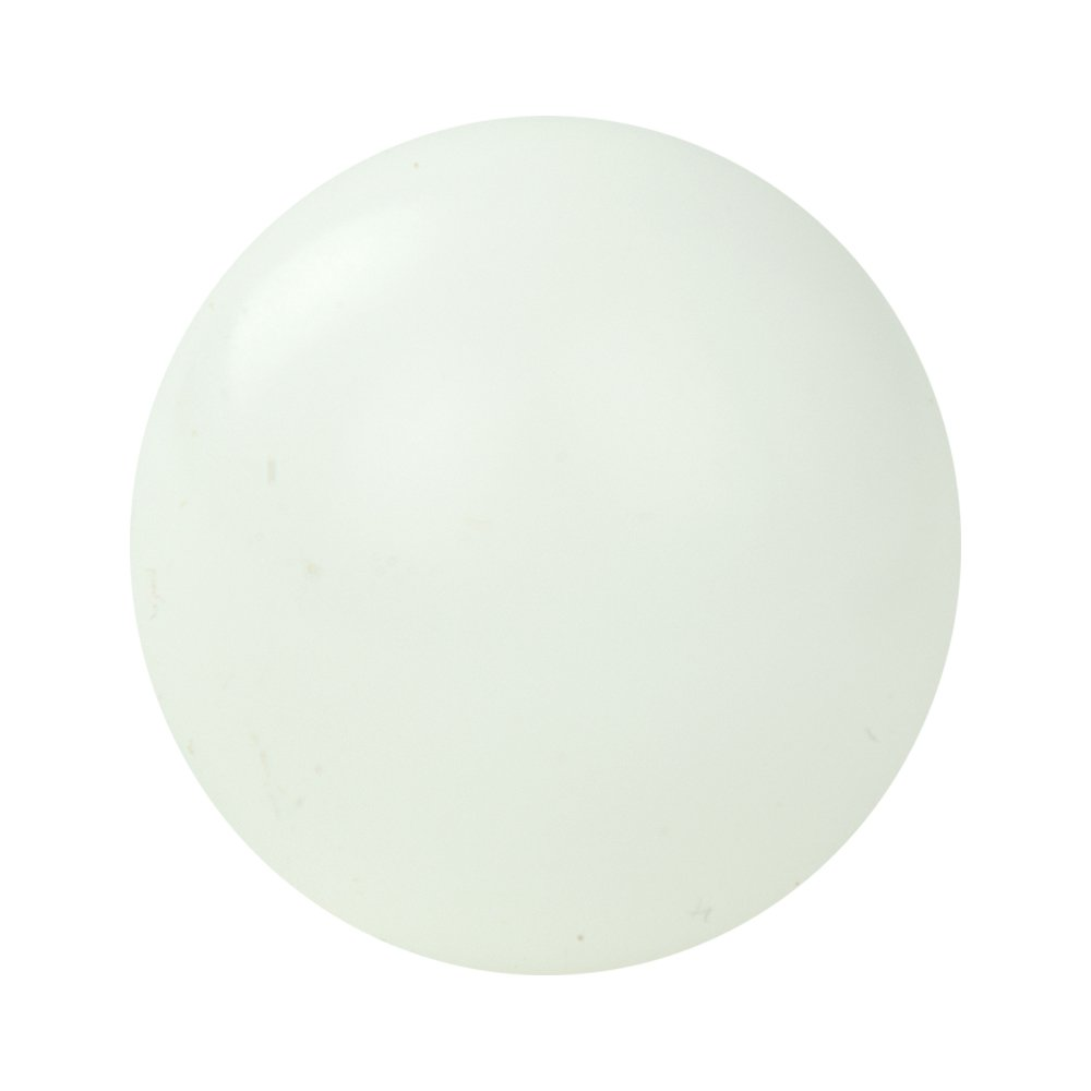 3/32'' Food Grade Delrin Acetal Plastic Ball for Valves (30 Balls) by Hoover Precision Products