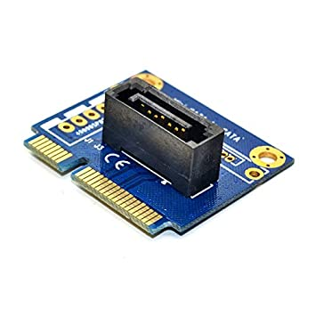 BGNing mSATA a la tarjeta SATA Convertidor Mini SATA a 7Pin ...