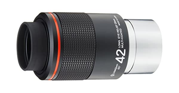 Vixen ASTRONomical telescope accessories eyepiece LVW series LVW42mm 3727-06 NEW