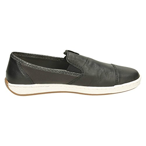 Rieker L3051-00 Schwarz (noir) Chaussures Femmes