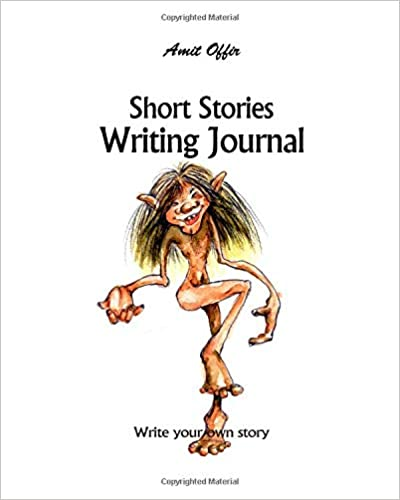 Amazon com: Short Stories Writing Journal: Blank Writer's Story