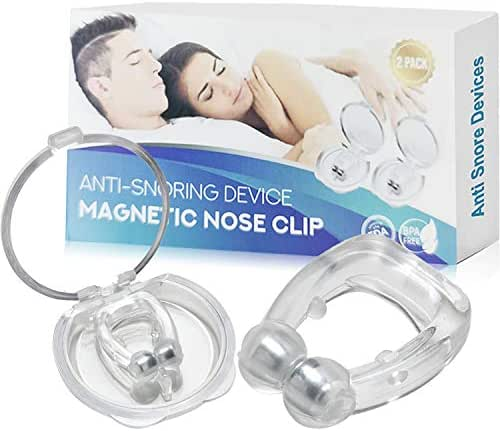 Joruby Anti Snoring Device - Best Anti Snoring Nose Vent Clip - Snore Stopper - Snoring Sleeping Aid - Snoring Solution - Snore Reducing Aid Snore Stop for Natural and Comfortable Sleep