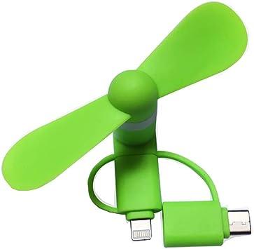 Topdo Ventilador portátil pequeño de la Fan pequeña del Ventilador ...