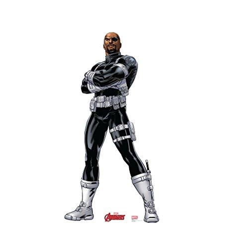 Nick Fury - Marvel's Avengers Animated - Advanced Graphics Life Size Cardboard Standup