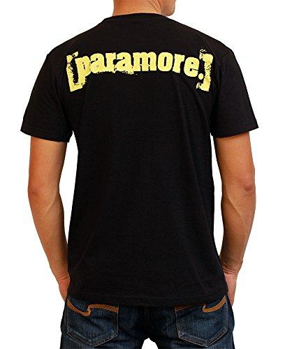 Paramore - Brick By Boring Brick T-Shirt Black, X-Large