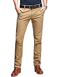 Amazon.com: Brown - Pants / Clothing: Clothing, Shoes & Jewelry