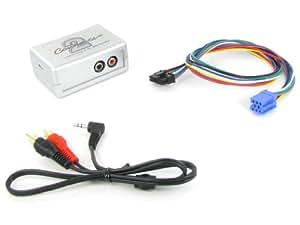 Connects2 CTVPGX010 - Adaptador de interfaces compatible con modelos de Peugeot 206, 307, 406, 607 y 807
