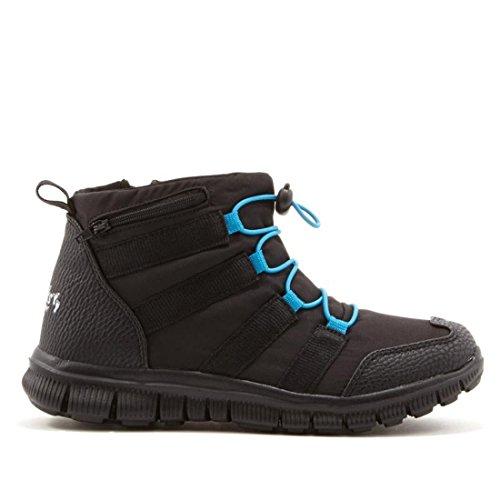 Tony Little174; Cheeks Fit Body Ankle Sneaker Boot 548-632 Black