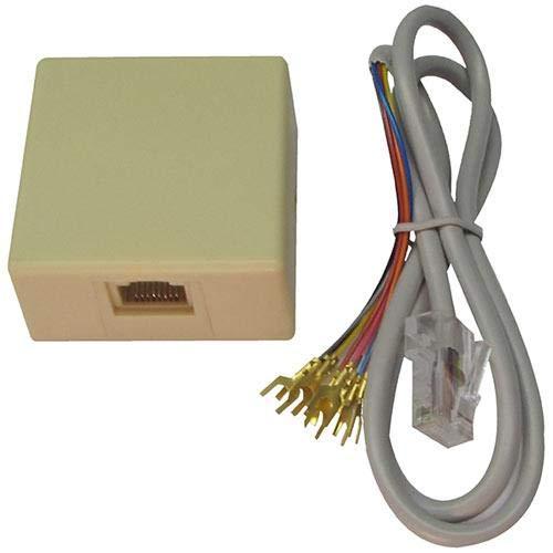 WBOX 0E-RJ31XSET2 Jack Interface - RJ31X Jack and 2' Cord Set