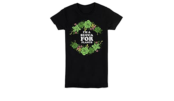 IDcommerce Im A Succa for Plants Mens T-Shirt