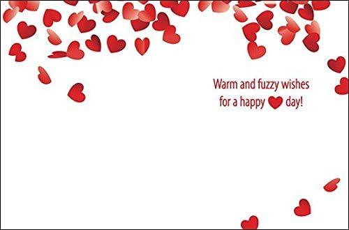 "**BRAND NEW** Leanin' Tree Valentine's Day Card ""Happy Valentine's Day..."""
