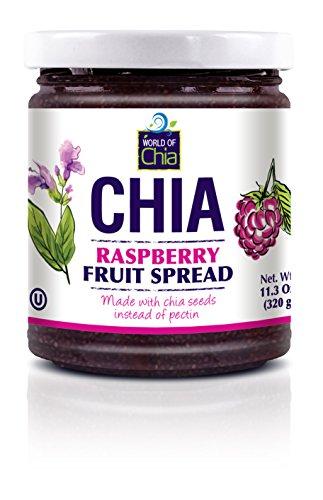 World of Chia Chia Standard Fruit Spreads, Blackberry/Raspberry/Strawberry by World of Chia (Image #5)