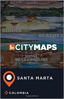 City Maps Santa Marta Colombia