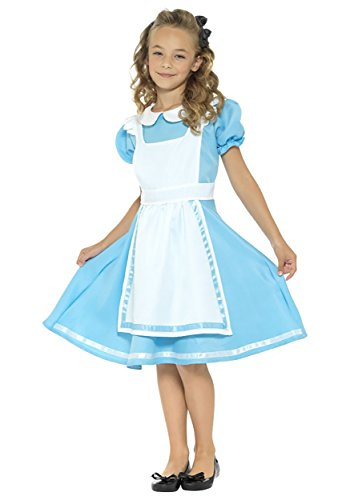 Girls Dreamland Alice Costume - S