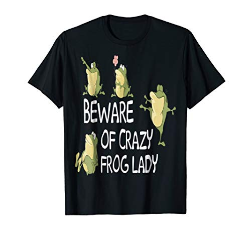 Beware of Crazy Frog Lady ()