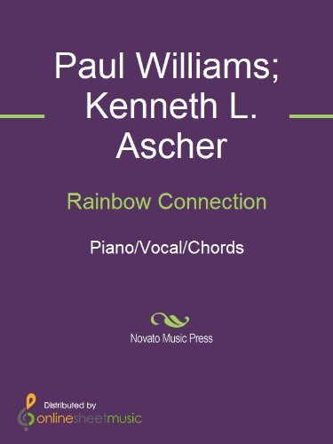 Rainbow Connection - Kindle edition by Kenneth L. Ascher, Paul ...