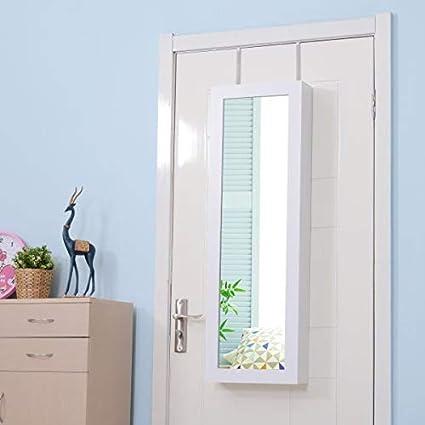 Amazon.com: Espejo de pared para puerta, para joyería ...