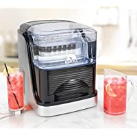 Igloo ICEC33SB 33 lb. Large Capacity Clear Ice Cube Maker