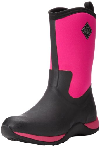Muck Arctic Weekend Mid-Height Rubber Women's Winter Boots (Best Rubber Boot Brands)