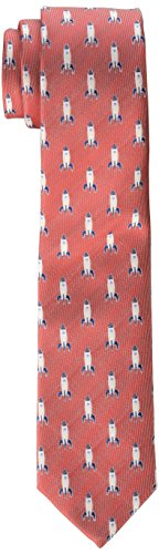 Wembley Boys Washable Pre-Tied Adjustable Tie, red/600, One Size
