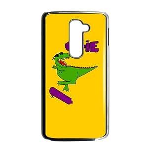 LG G2 Cell Phone Case Black_OLLIE Qslbj