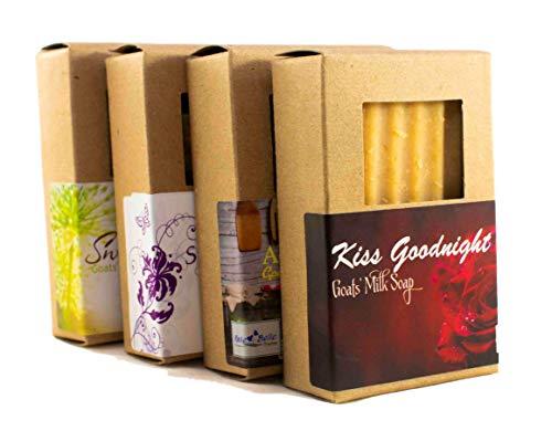 Goats' Milk Soap (Sample Pack)