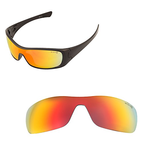 Walleva Replacement Lenses for Oakley Antix Sunglasses, used for sale  Delivered anywhere in USA