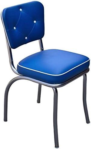 Richardson Seating Chrome Diner Chair