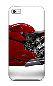 Shauna Leitner Edwards's Shop Hot Pretty Iphone 5c Case Cover/ Ducati Motorcycle Series High Quality Case
