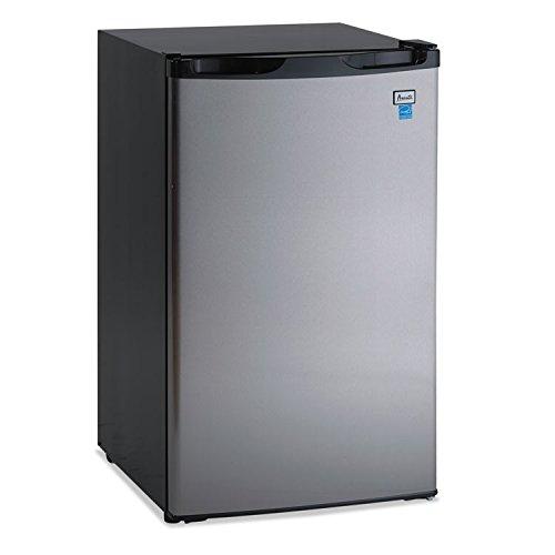 - Avanti RM4436SS 4.4 CF Refrigerator, 19 1/2