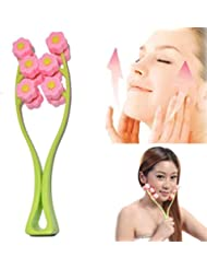 Denshine New Face Up Roller Massage Slimming Remove Chin Neck Facial Massager Beauty Tool