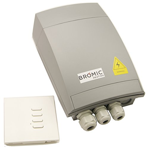 Bromic Heating BR-WRCW ON/Off Remote Controller, Putty