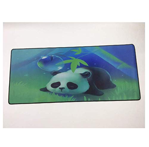 400 Panda Big Game Mouse Pad Guter Komfort Spiel Mauspad Weiche Silikon Optische Computer 900 3 Mm