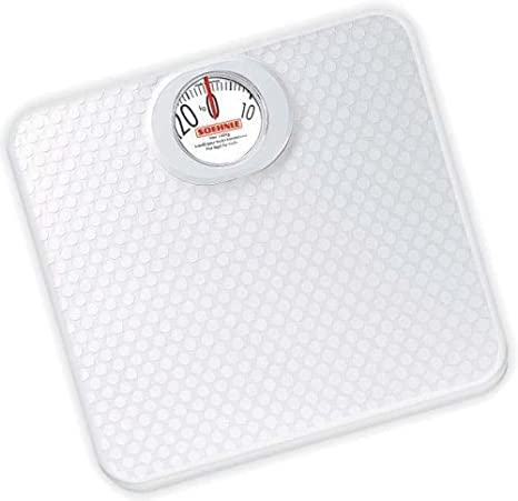 Amazon.com: Soehnle Standard Analogue Personal Bathroom Scale - White by Soehnle: Paintings