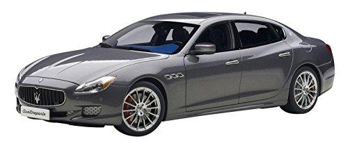1/18 マセラッティ クアトロポルテ GT S(グレー) 「シグネチャーシリーズ」 75806