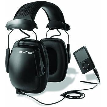 Howard Leight by Honeywell Sync Stereo MP3 Earmuff (1030110)
