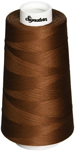 Signature 3 Ply Cotton Quilting Thread, 40wt/3000 yd, Spiced Tea