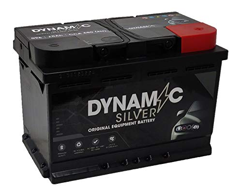 Dynamic 096DS Car Battery: